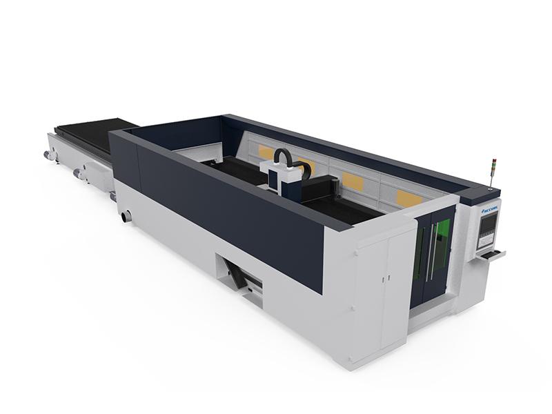 máquina de corte de raio laser