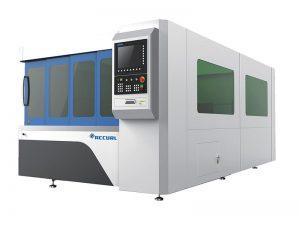 máquina de corte famosa do laser da fibra do ce do tipo do accurl 1325 1530 para o aço inoxidável de alumínio do metal