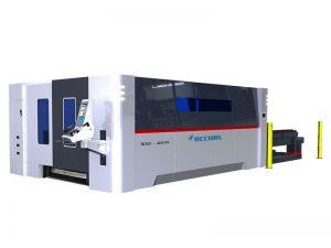 linha de elevador e metrô de peças de reposição de aço máquina de corte de fibra de metal a laser