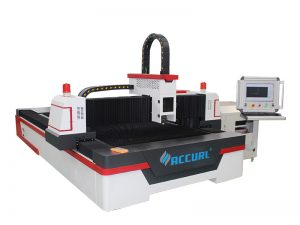 1000 w de aço inoxidável tubo de metal de prata tubo de fibra cnc máquina de corte a laser