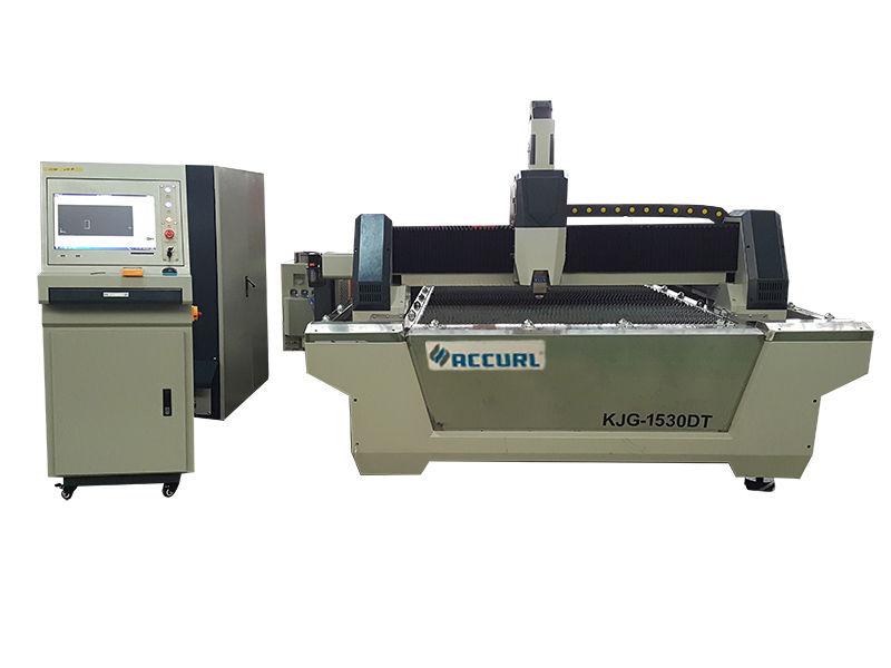 processo de máquina de corte a laser