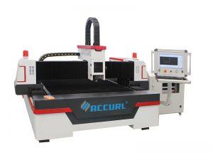 1530 tamanho de trabalho cnc router máquina de corte a laser de fibra de metal preço da máquina 500 w 1000 w 2000 w