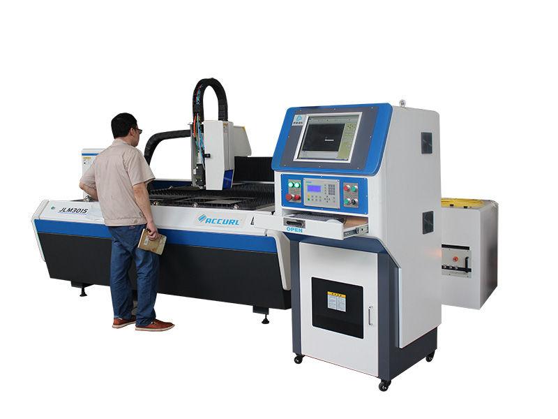 especificações da máquina de corte a laser