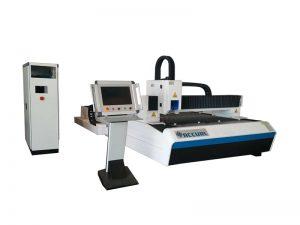 máquina de corte automática do tubo do laser da fibra de alumínio