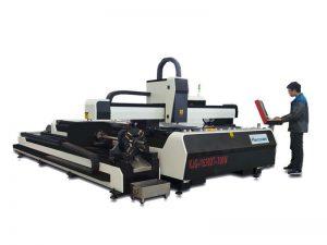 cortador a laser o mais estável do laser da fibra do cnc da chapa para venda
