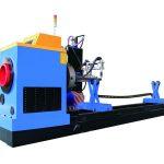 máquina de corte do laser do tubo do metal da fibra para a folha titanium de alumínio do cobre do aço carbono do aço inoxidável