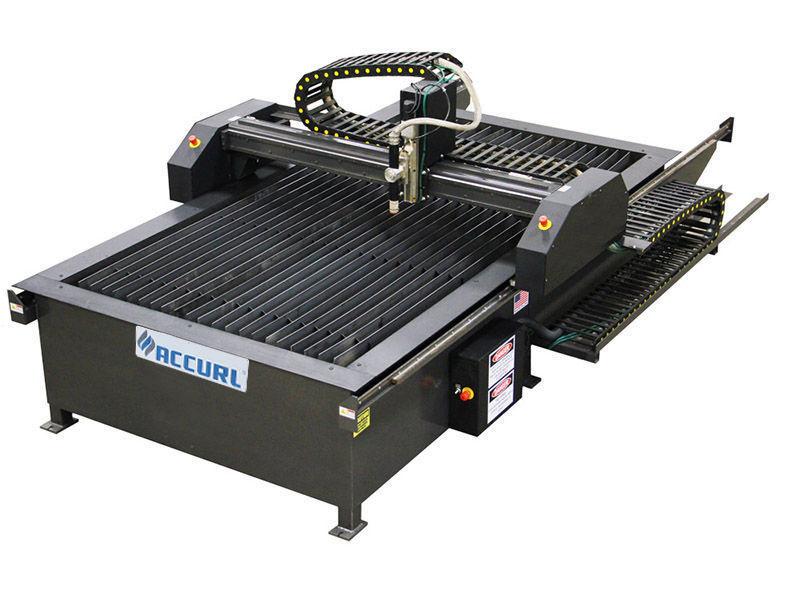 fornecedores de máquinas de corte plasma