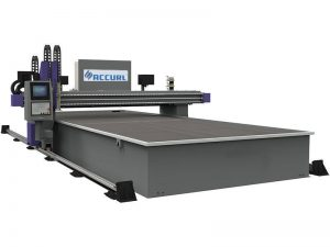máquina de corte de tocha de plasma