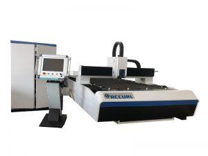 laser da fibra / cortador do laser do metal / máquina de corte tubo de aço