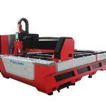 1kw, 2kw, 3kw, 4kw folha de metal cnc shuttle worktable preço da máquina de corte a laser de fibra óptica