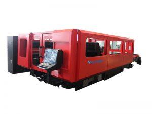 máquinas de laser de corte de tubo