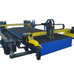 Máquina de corte a laser de fibra de alta precisão para corte de chapas metálicas e tubos
