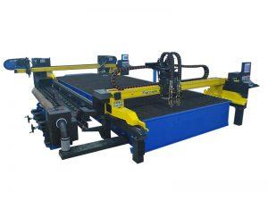 máquina de corte da tubulação do plasma do controle numérico do cnc