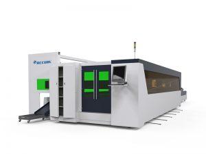 Máquina de corte do laser da fibra do tubo da chapa metálica de 500w 1000w for sale