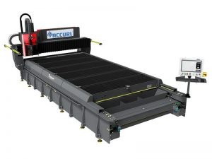 Cortador de metal do plasma do cnc de 1300x2500mm com o baixo custo usou máquinas de corte do plasma do cnc