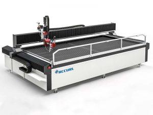 máquina de corte usada do jato de água do cnc para a venda