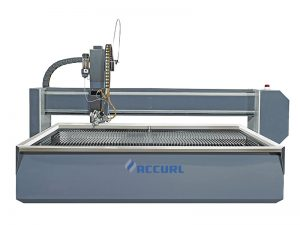 máquina de corte waterjet ultra de alta pressão do pórtico 3020