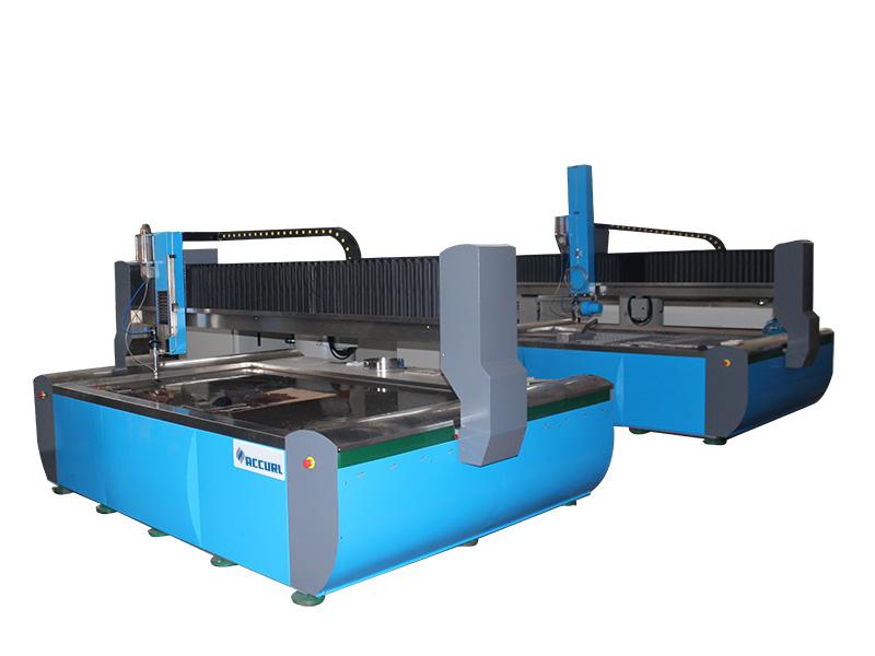fornecedores de máquinas de corte a jato de água