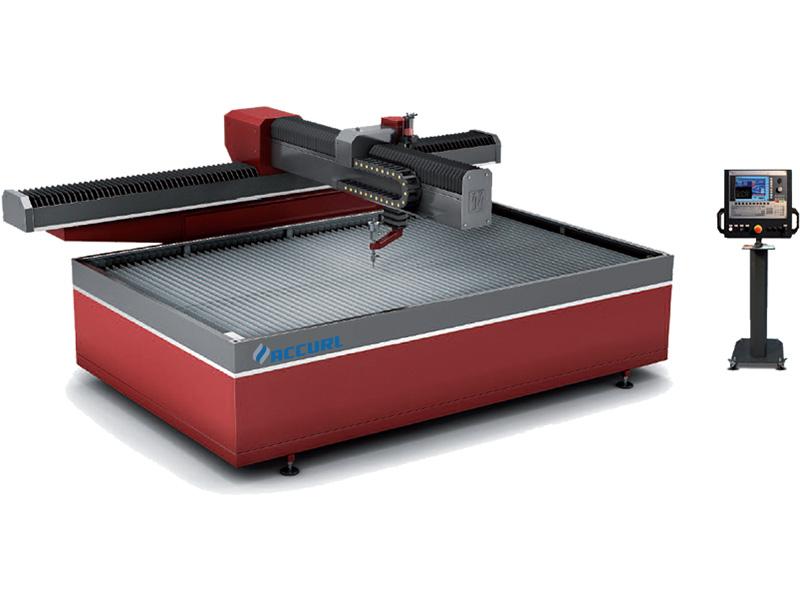 máquina de corte a jato de água